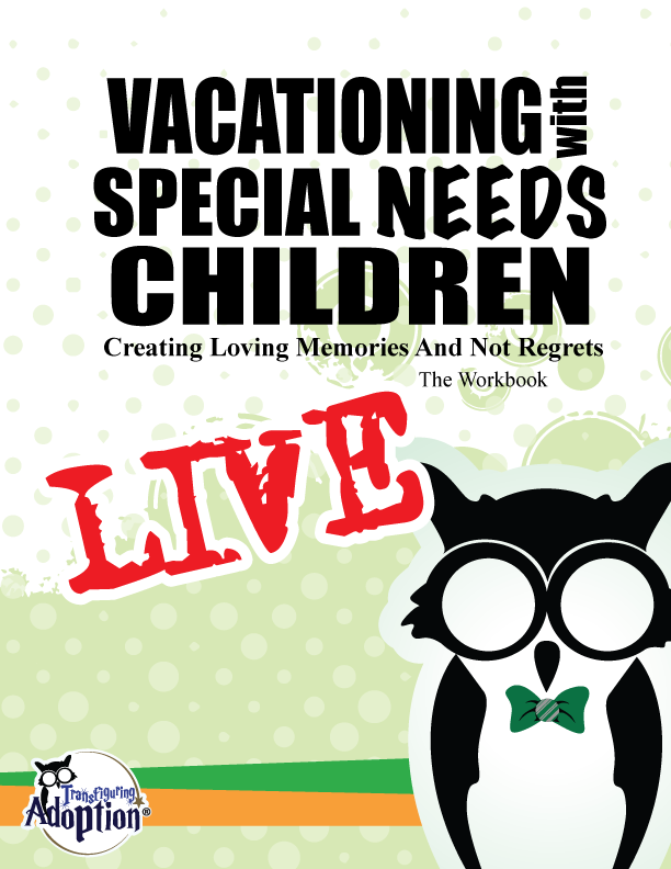 Vacationing With Special Needs Kids (The LIVE online Workshop)