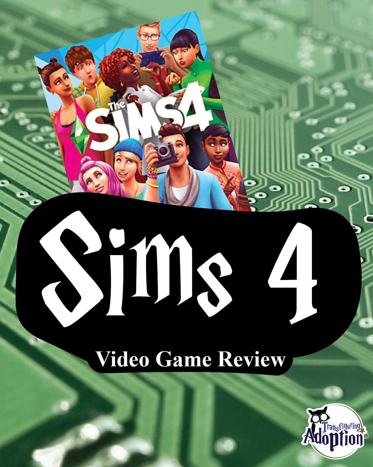 Sims 4 - Digital Review & Discussion Guide