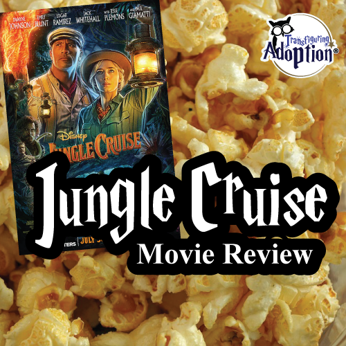 Jungle Cruise (2021) - Digital Review & Discussion Guide