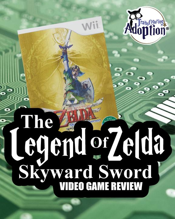 The Legend of Zelda: Skyward Sword (2021) - Digital Review & Discussion Guide