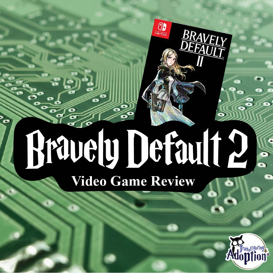 Bravely Default 2 - Digital Review & Discussion Guide